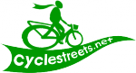 Plan your cycle route using Cyclestreets